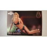 Lana Kinnear 2005 Bench Warmer Signature Series Locker Room #3 New York Euphoria