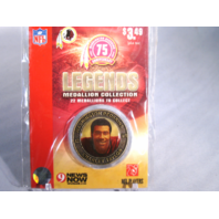 CHARLEY TAYLOR Washington Redskins Legends 2007 Collectible Medallion Coin