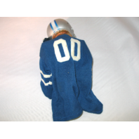 Dallas Cowboys Gemmy Mascot Hand Puppet Doll Cheering Action