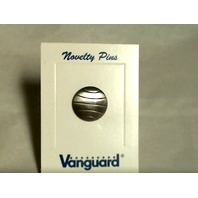 Vanguard Navy Ball Cap Device Pin Electricians Mate (EM) Mirror Finish Silver