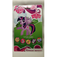 My Little Pony Fathead Tradeables PACK of 6 Peel & Stick Vinyl Decals