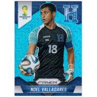 NOEL VALLADARES PHILIPP LAHM 2014 Prizm Soccer Blue Mojo FIFA World Cup Cards