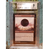 MAGIC THE GATHERING Planar Chaos 2007 #85 Damnation R K Rare Graded 9.0 Mint