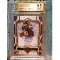 TODD GURLEY 2015 Topps Supreme Rookie Autograph #SRATG /75 Graded 9.5