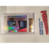 Jamie Harper 2011 Topps Finest Rookie Patch Autograph BGS Graded 9.5 GEM MINT