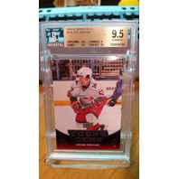 JEFF SKINNER 2010-11 Upper Deck Young Guns YG BGS Graded 9.5 Rookie Card #211