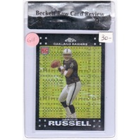 JAMARCUS RUSSELL Topps Chrome XFRACTOR Rookie Graded Card RC Parallel