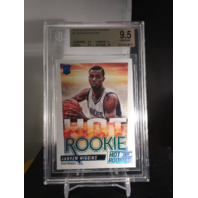 Andrew Wiggins 2014-15 Panini Hot Rookies RC #1 Beckett BGS 9.5 GEM MINT POP=3
