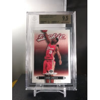 Lebron James 2003-04 Upper Deck MVP #201 Rookie RC Beckett BGS 9.5 GEM MINT