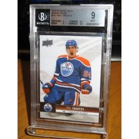 NAIL YAKUPOV 2012-13 Upper Deck Rookie Trade BGS 9 MINT Card #TC1