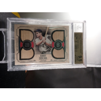 Bobby Doerr 2015 Museum Collection Primary Quad Relics Legends /25 BGS 9.5 POP=1