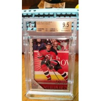 ZACH PARISE 2005-06 Upper Deck Young Guns YG BGS Graded 9.5 Rookie Card #206 RC