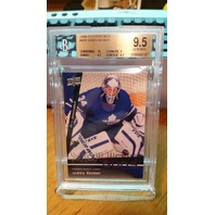 JAMES REIMER 2009-10 Upper Deck Young Guns YG BGS Graded 9.5 Rookie Card #493 RC