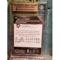 MATT MURRAY 2015-16 Upper Deck Young Guns Rookie RC #526 BGS Graded 10 Pristine