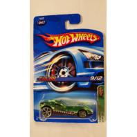HOT WHEELS TREASURE HUNTS 2006 #047 CUL8R 9/12-J3289 Mattel