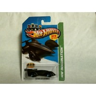 Hot Wheels 2013 HW Imagination Batman Live Batmobile 65/250 X1628 Pop Culture