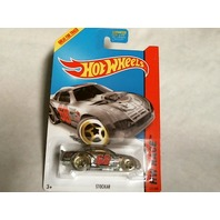 Hot Wheels 2014 HW Racing X-Raycers Stockar Treasure Hunts 177/250 BFD45