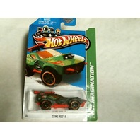 Hot Wheels 2013 HW Imagination Sting Rod II Treasure Hunts 51/250 X1702