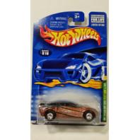 Hot Wheels Treasure Hunt 2001 # 10 Pontiac Rageous Real Riders 10/12 Mattel