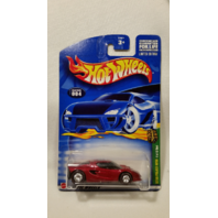Hot Wheels Treasure Hunt 2002 #4 Lotus Project M250 Real Riders 4/12 Mattel