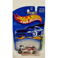 Hot Wheels Treasure Hunt 2001 #7 Vulture 7/12 Mattel