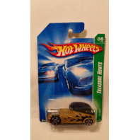 Hot Wheels Treasure Hunt 2008 #6 Qombee 6/12 - 166/196 - M6972 Mattel