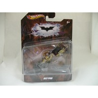 Hot Wheels 2011 Batman The Dark Knight Bat-Pod 1:50 Scale X4037 Mattel