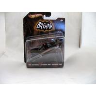 Hot Wheels 2011 Batman 1966 Batmobile X4033 1:50 Scale Mattel Very Rare