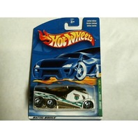 Hot Wheels Treasure Hunt #12 of 12 Cabbin Fever 2001 Mattel MoMC