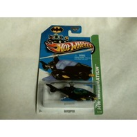 Hot Wheels Batman Batcopter HW Imagination 2013 64/250 Mattel