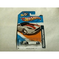 Hot Wheels 2012 HW All Stars '12 Ferrari California White 7/10 127/247 Creased