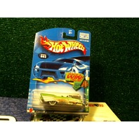 HOT WHEELS TREASURE HUNT 57 ROADSTER