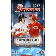 15 Spot 2017 Bowman Jumbo Baseball Case Break Random 2 Team Saturday 6/10/17 at 6:00pm