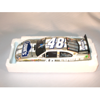NASCAR JIMMIE JOHNSON 1:24 ACTION Diecast 2012 Impala #48 Lowes Frost 1/348