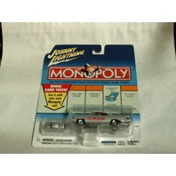 Johnny Lightning MONOPOLY '57 Lincoln Luxury Tax Income Tax