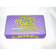 1994 Smoking Joe's Racing Tin w/ 50 Matchbooks NASCAR Joe Camel Matches