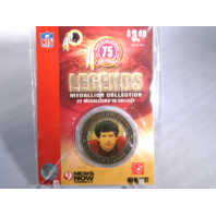 JOHN RIGGINS Washington Redskins Legends 2007 Collectible Medallion Coin