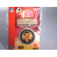 MARK RYPIEN Washington Redskins Legends 2007 Collectible Medallion Coin