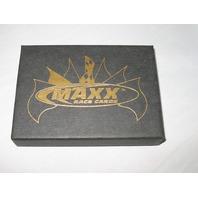 MAXX Race Card 1995 Bill Elliott 22K Gold NASCAR Batman BatMetal Ready For Action