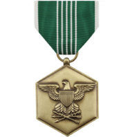 Vanguard Full Size Army Commendation Military Medal Award