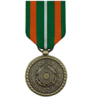 Vanguard Full Size Coast Guard Achievement Medal Award