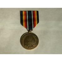 Full Size Global War On Terrorism Service (GWOTS) Medal Award