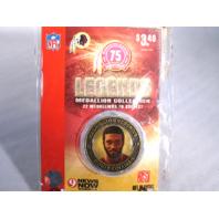 MONTE COLEMAN Washington Redskins Legends 2007 Collectible Medallion Coin