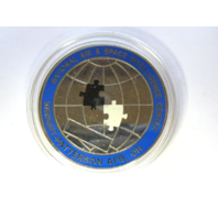 NASIC National Air & Space Intelligence Center Regional Threats Analysis Sq Coin