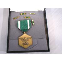 Navy & Marine Corps Commendation & Navy Achievement Medal & Lapel Pins Lot