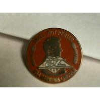USS Abraham Lincoln Lapel Pin - OOP