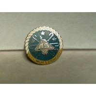 USS Dwight D. Eisenhower Lapel Pin - Out of package