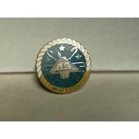 USS Dwight D. Eisenhower Lapel Pin - OOP