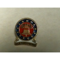 USS Independence Seal Lapel Pin - OOP