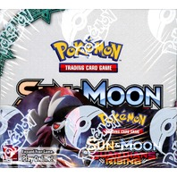 Pokemon TCG Sun & Moon Guardians Rising Booster 36 Pack Box (Sealed)(English)
